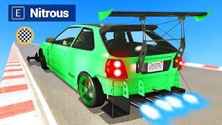 *NEW* Car + NITRO = FASTEST CAR EVER! (GTA 5 DLC)