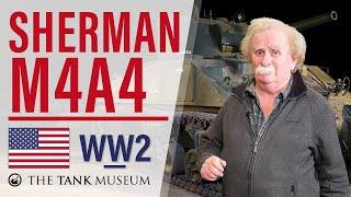 Tank Chats #70 Sherman M4A4