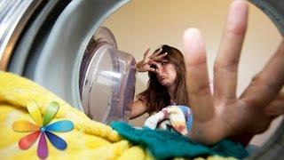 Чистим стиральную машину - Все буде добре - Выпуск 595 - 06.05.15(Вы переживаете за вашу стиральную машинку? Не хотите покупать новую каждые три года? Наш эксперт Тарас Шпир..., 2015-05-06T15:00:01.000Z)