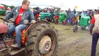 AGRO-TECH MINIKOWO 2011 WYCIĄGANIE TIR'ów