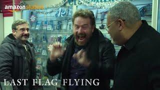 Last Flag Flying - Clip: Cell Phones   Amazon Studios thumbnail