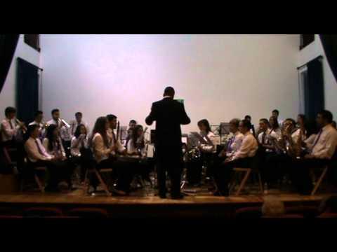 Banda de música de Meira,Mercado Persa