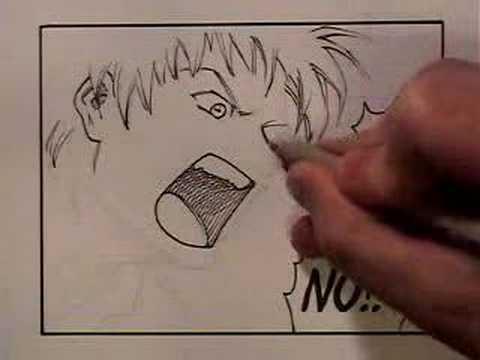 How To Start Inking Comics | Creative Comic Art