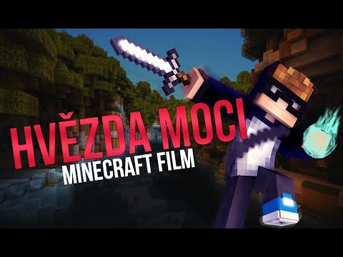 [S-A] Hvězda Moci | Český Minecraft Film