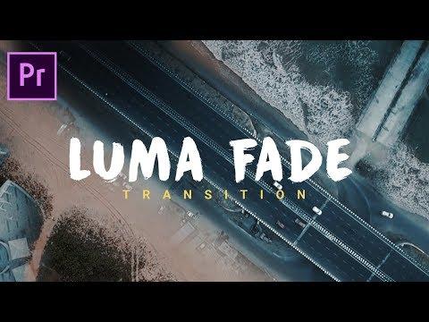 FREE STUFF: LUMA FADE transition for Adobe Premiere Pro - Video