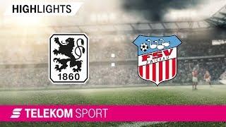 1860 München - FSV Zwickau | Spieltag 17, 18/19 | Telekom Sport