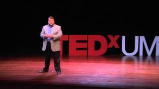 Seeing Pain:  New approach to diagnosing and treating nerve damage | Chris McCurdy | TEDxUM