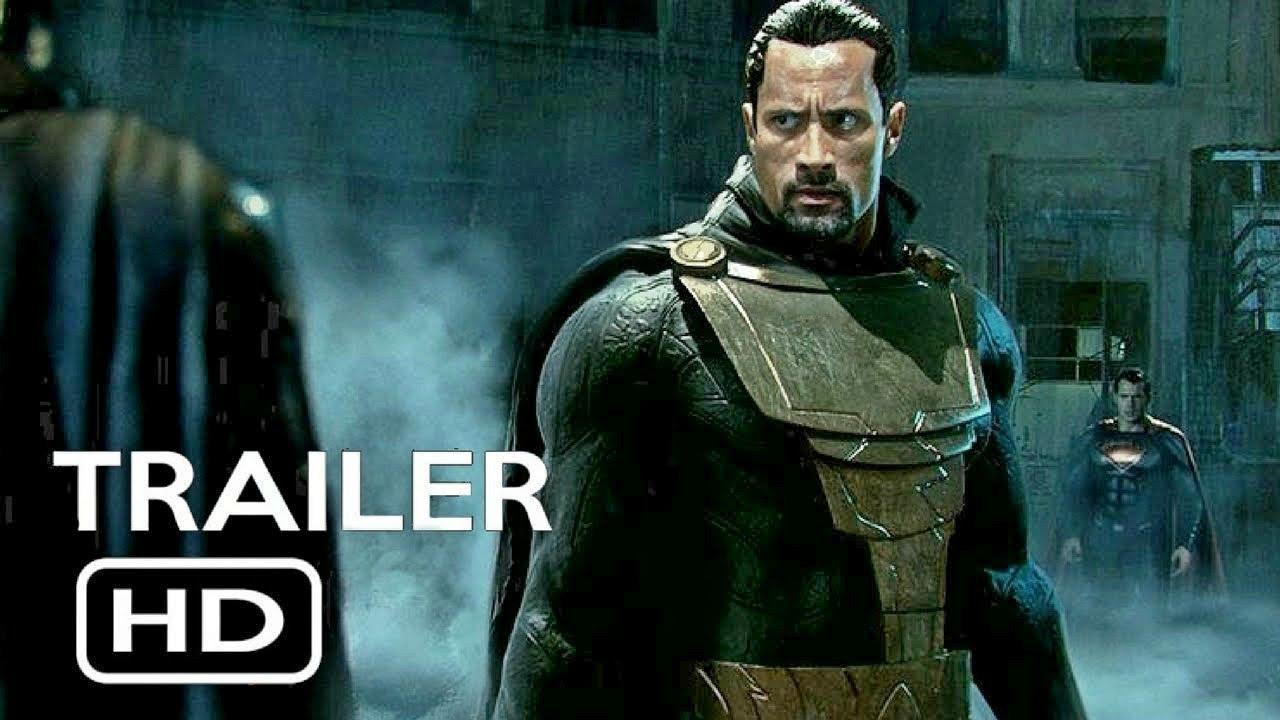 Shazam Movie Teaser Trailer 2019 Hd Dwayne Johnson Dc Fan