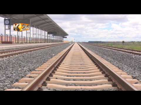 Standard Gauge Railway Launch