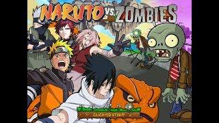 Gambar cover Plants vs Zombies Mod Naruto VS Zombies - Gameplay