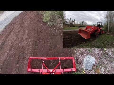 Repeat Kubota L2501 Tractor - A Gardner's DREAM! by Outdoors