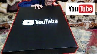وصلني اكبـر صندوق من اليوتيوب l هدية خورافية ؟!!
