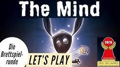 The Mind - Let's Play - die Brettspielrunde - Kartenspiel - 4 Spieler