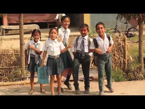 Daily Life for Girls in Southern Nepal (Terai region)