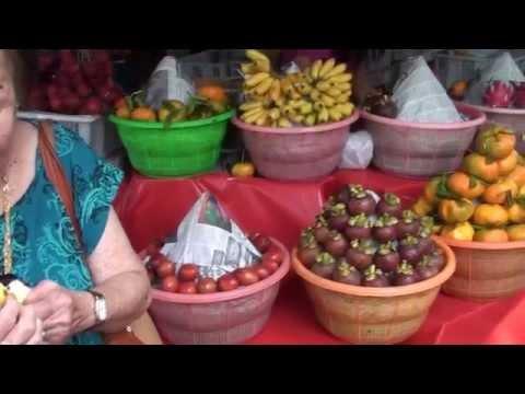 Tropical fruits of Bali!