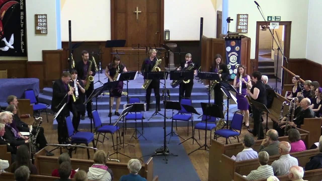 Libertango - Equinox Saxophone Ensemble