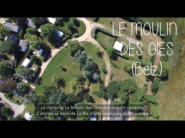 Camping le Moulin des oies - Ma démarche Green Morbihan