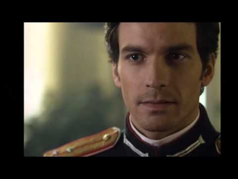 Santiago Cabrera as Count Vronsky  Anna Karenina 2013 RAI tv miniseries