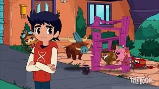 D. N. Ace Télétoon Premiere Promo