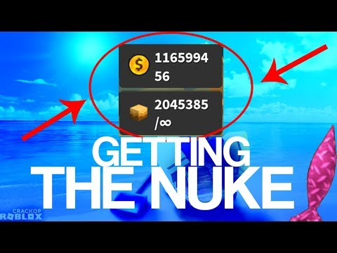 [Roblox] Treasure Hunt Simulator: GETTING THE NUKE! (MILLIONS OF SAND IN MINUTES!)
