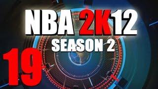 BdoubleO Plays NBA 2k12 - S2 E19 - vs. Toronto Raptors