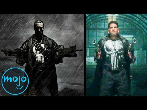 Top 10 Punisher Season 2 Easter Eggs You've Missed