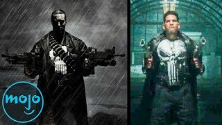 Top 10 Punisher Season 2 Easter Eggs and Facts