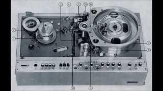 Grundig BK 200  Videorecorder  1971