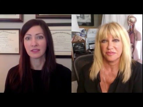 Interview with Suzanne Somers - Kelly Brogan MD