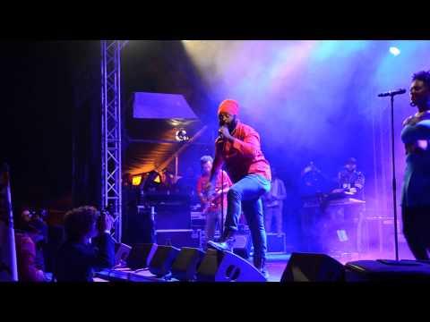 Fantan Mojah ♥ Sunrise Festival ♪ Burtenbach ♫ live am 11.07.2015