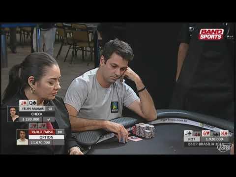 Poker Night - 17/05/2018 - BSOP Brasília - 2ª Etapa - Main Event - FT - Parte 2