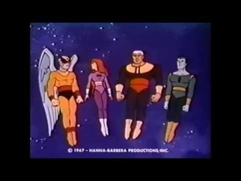 Saturday Morning TV: 1967-68 (Rare Promos, Bumpers For Spider-man, Herculoids, Space Ghost, Etc.)
