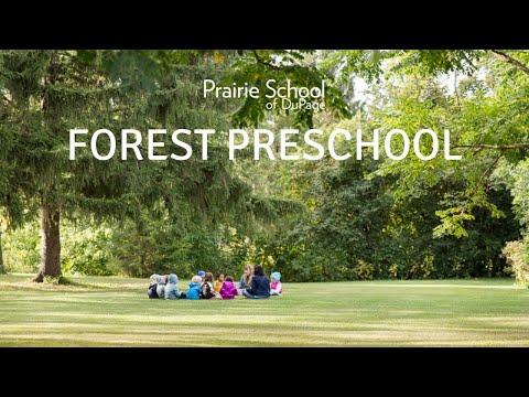 Forest Preschool at Prairie School of DuPage