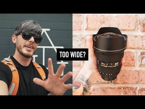 ULTRA WIDE LENS For STREET PHOTOGRAPHY | Photo Vlog 6