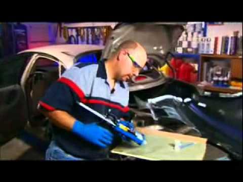 Quarter Panel Replacement - Collision Repair Video