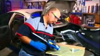 quarter panel replacement collision repair video