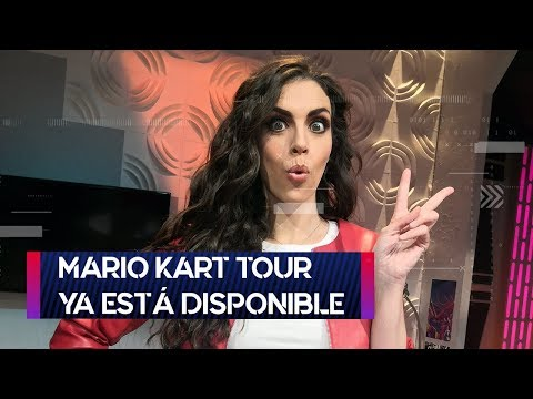 Mario Kart Tour ya está disponible | SheSports
