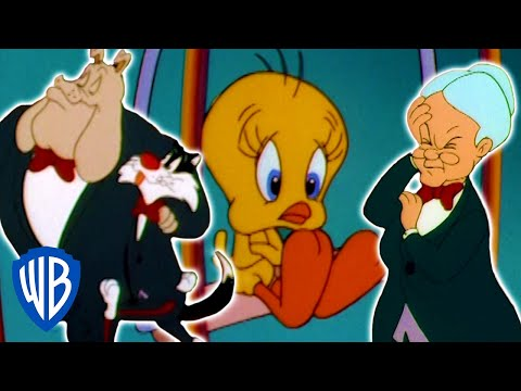Looney Tunes | Saving Tweety Bird | Classic Cartoon | WB Kids