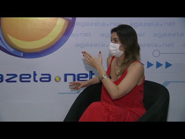 Entrevista sobre empreendedorismo no Acre - site Agazeta.net