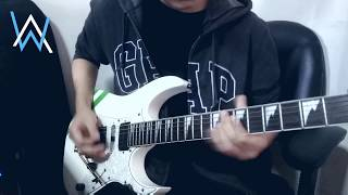 Video Alan Walker - The Spectre (Guitar Remix) download MP3, 3GP, MP4, WEBM, AVI, FLV April 2018
