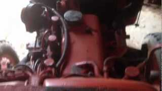 tracteur renault moteur perkins démarre mal