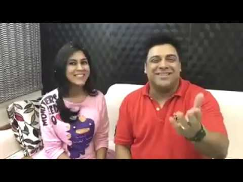 Ram Kapoor and Sakshi Tanwar Web series clip
