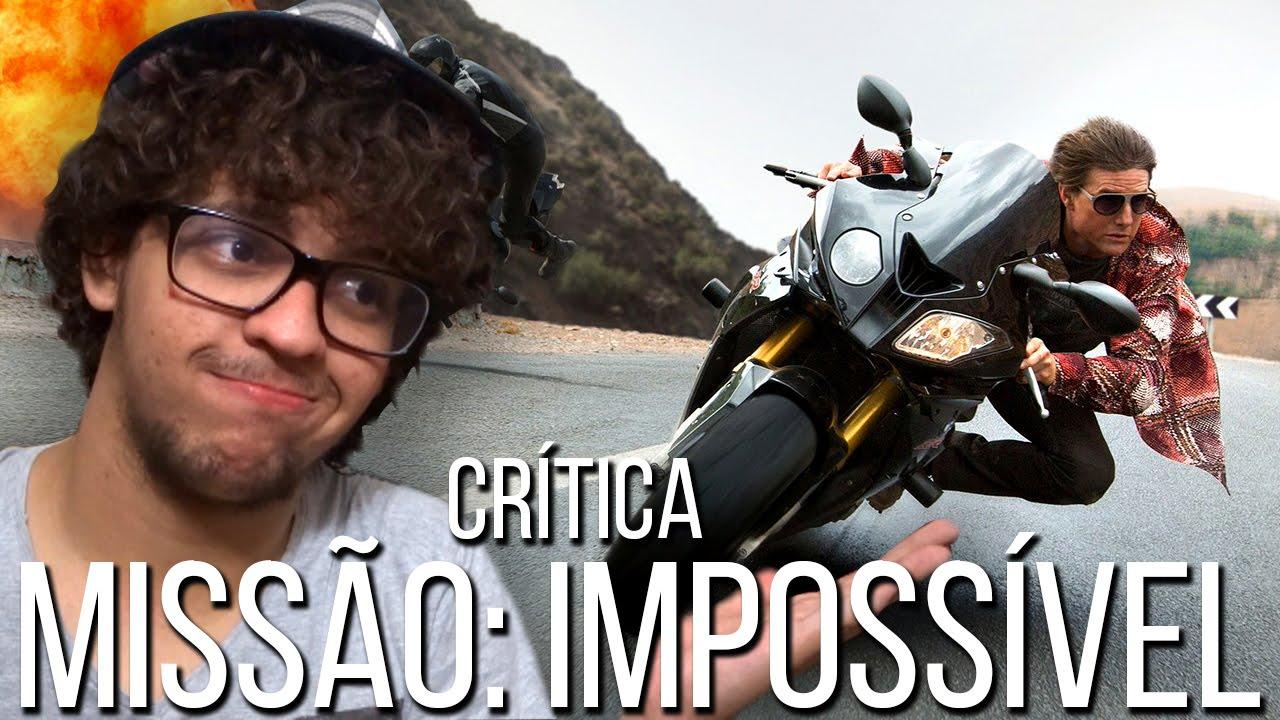 Missão Impossível Nação Secreta Crítica Review