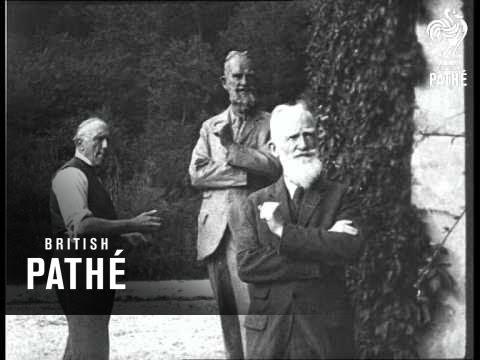 George Bernard Shaw (1927)