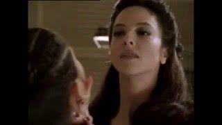 Kendra The Vampire Slayer vs Drusilla (Juliet Landau)