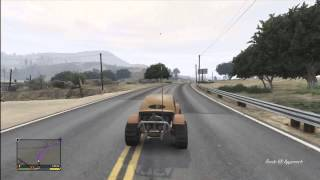 GTA V - How to find the Military Base