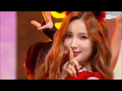 【live中字】-sohee-(소희)---hurry-up-(허리-업)-[feat.-bol4-(볼빨간사춘기)]