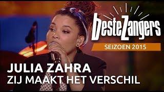 Julia Zahra - Zij maakt het verschil - De Beste Zangers van Nederland