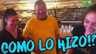 HACIENDO UBER EATS EN MOTO POR UN DIA
