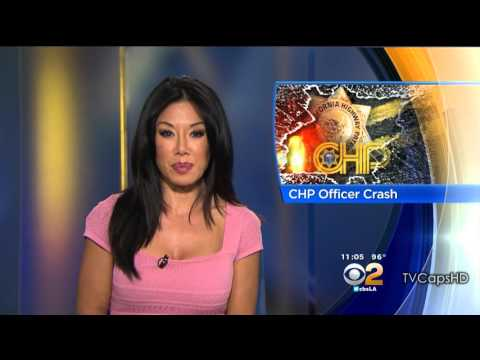 Sharon Tay 2015/09/08 CBS2 Los Angeles HD